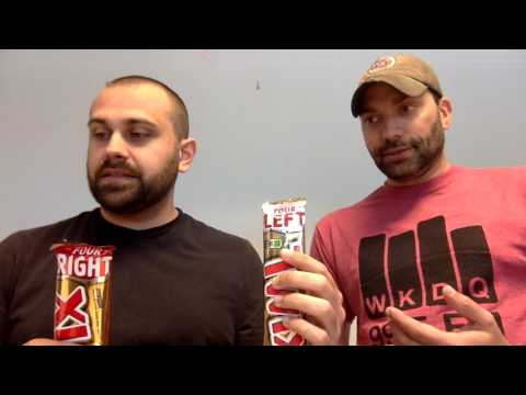 What's The Difference Between Left And Right Side Twix?