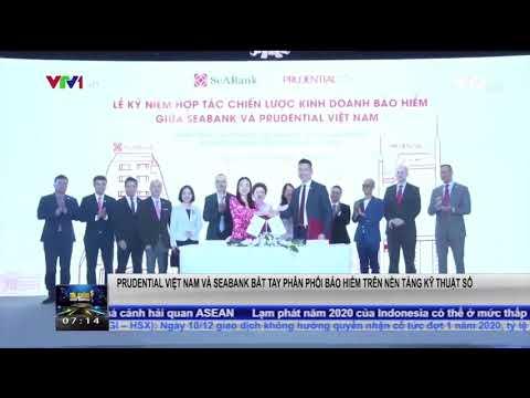 Prudential và ngân hàng SeABank hợp tác toàn diện tăng sự trải nghiệm cho khách hàng về sản phẩm số