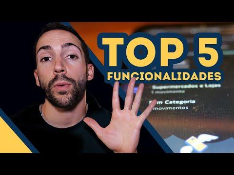 Top 5 Funcionalidades