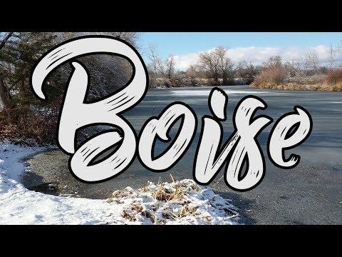 BOISE Travel Vlog || Diana Brandt