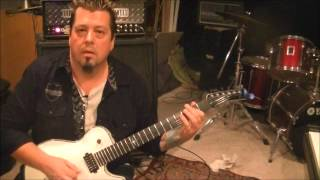 Motley Crue - Girls Girls Girls - Guitar Lesson by Mike Gross - How To Play - Tutorial