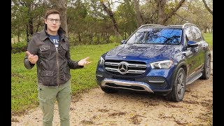 ДЕЙСТВИТЕЛЬНО ПРЫГАЕТ! МЕРСЕДЕС ГЛЕ 2019. Первый тест-драйв и обзор Mercedes-Benz GLE