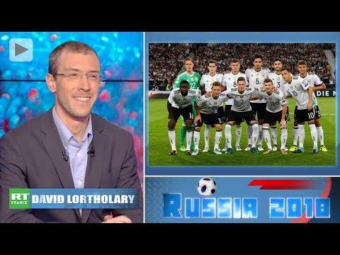 Russia 2018 : David Lortholary