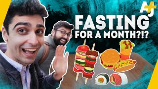 Fasting For The First Time For Ramadan