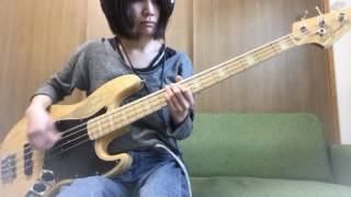 """tricot - How to play """"Melon Soda"""" on Bass Guitar"""