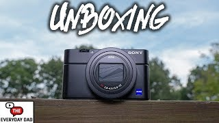 Sony RX100 VII Unboxing!  LITERALLY the Best Travel Video Camera!