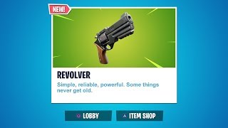 "NOUVEAU ""REVOLVER"" UPDATE Coming Soon! 2300 victoires // Code d'utilisation: parArteer (Fortnite Battle Royale LIVE)"