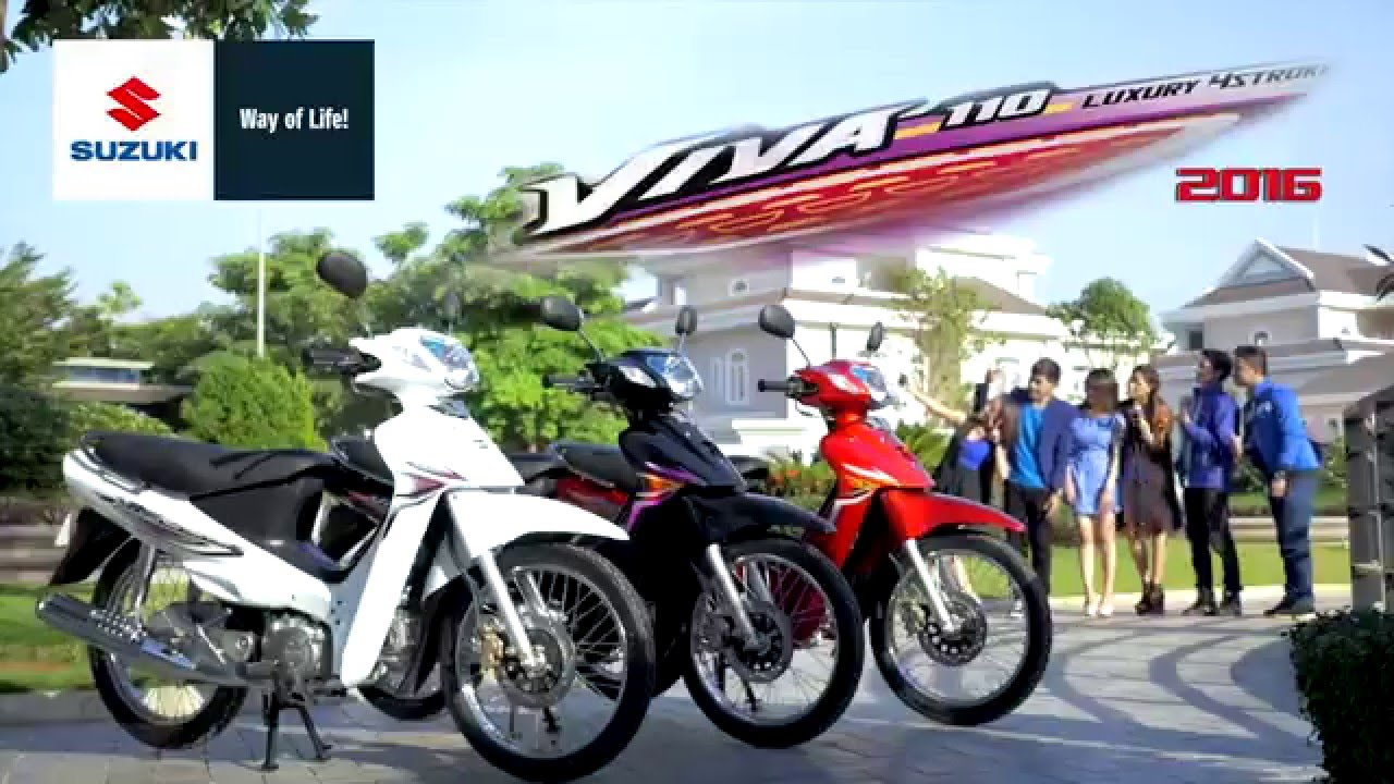 Suzuki Viva 2016 Tvc Final Youtube