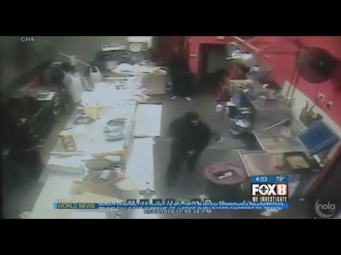 Watch video of Lakeview Harbor armed robbery attempt: Fox 8