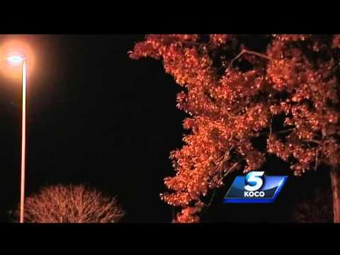 Strange noise heard in part of Oklahoma City