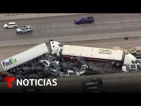 Las noticias de la mañana, viernes 12 de febrero de 2021 | Noticias Telemundo