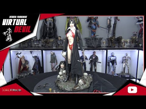 TBLEAGUE - VAMPIRELLA - SHCC 2017 EXCLUSIVE - REVIEW FRANCAISE FRENCH
