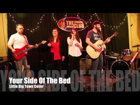 your side of the bed little big town cover youtube. Black Bedroom Furniture Sets. Home Design Ideas