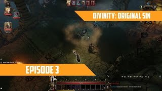 Divinity Original Sin #3 - The End Of Noob