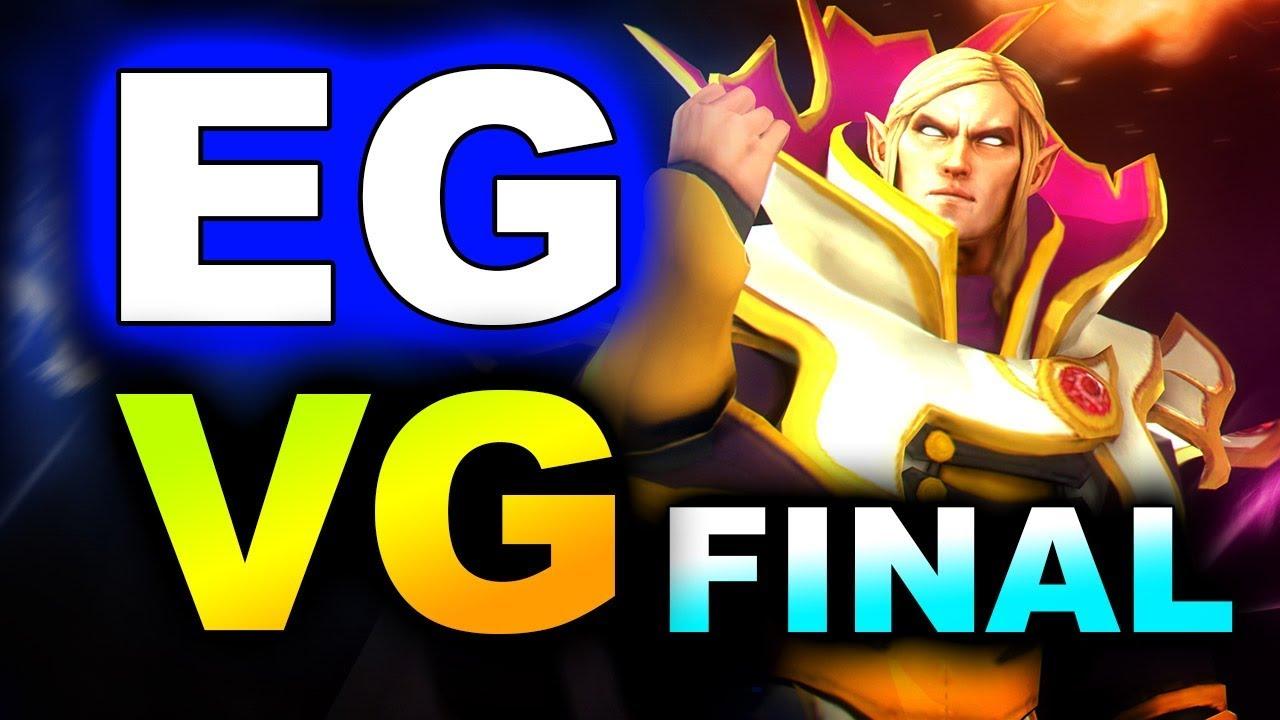 EG vs VG - GRAND FINAL - ONE Esports Singapore World PRO DOTA 2 thumbnail