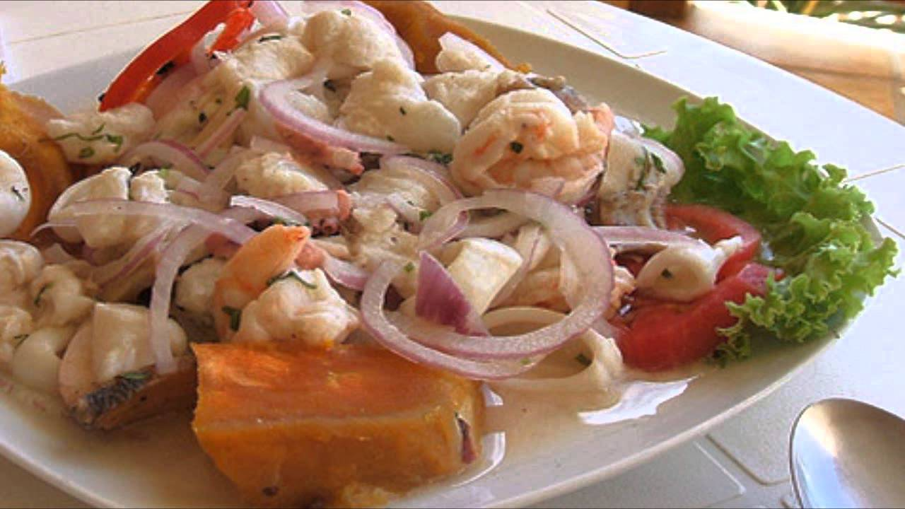 Recetas de comida peruana - YouTube