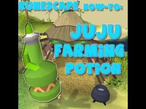 How To Get Juju Farming Potions Runescape After Eoc Youtube