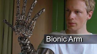 CGI Bionic Arm - Demo Reel