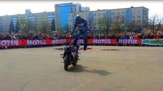 Стант Шоу Минск 2016. Stunt Show Minsk 2016.
