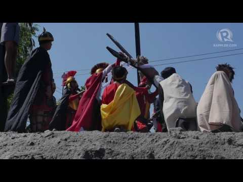 Holy Week 2017: Crucifixions in San Pedro Cutud