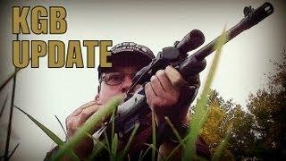 Update: Shooting Rifles is More Fun Than Editing Videos