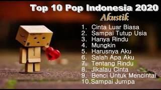 Top 10 Lagu Indonesia 2020