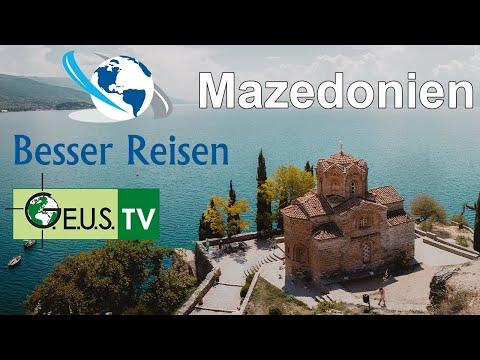 Besser Reisen - Mazedonien 1