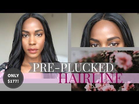 Pre-plucked Wig Heaven! Alice Hair Full Lace Wig | Bella Noir Beauty