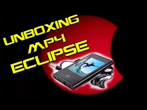 🎧 MP3 ECLIPSE, REPRODUCTOR DIGITAL Y PORTÁTIL DE MP3, MP4 | UNBOXING Y REVIEW EN ESPAÑOL