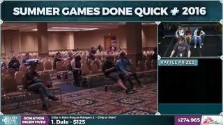 Cloudbuilt One Handed 'The Meaning' by Wobs23 in 25:34 - SGDQ 2016 - Part 68