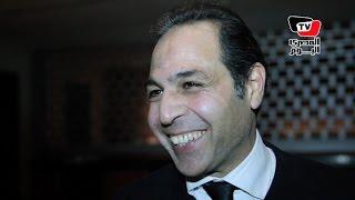 تامر عبدالحميد: معايير الإختيار في مصر «مختلة وكله بالحب»