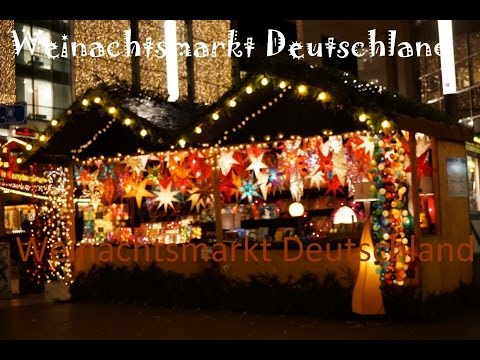 Random VLOG: Dari Blümenladen (Toko Bunga) Snippet Weinachtsmark (Pasar Natal) Jerman