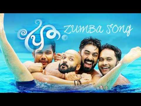Pretham malayalam movie zumba song