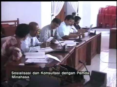 CRMP North Sulawesi, Indonesia: PERDA