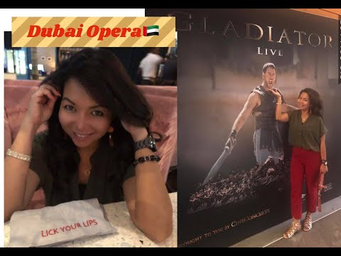 Dubai Opera (Gladiator)