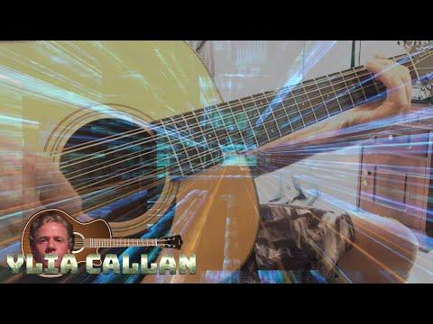 Fastest Fingerpicking Guitar Challenge - DADGAD Tuning - Ylia Callan