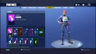 Fortnite Account Showcase