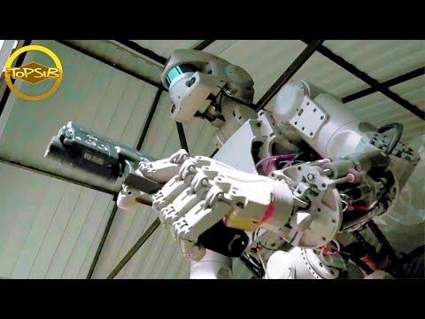 8 การประดิษฐ์หุ่นยนต์แบบใหม่ที่ไฮเทคจนทำให้คุณตะลึง (AI กำลังมา )