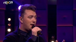 Sam Smith - Leave Your Lover - RTL LATE NIGHT