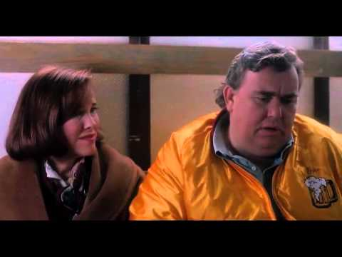 "John Candy  in ""Home Alone"""