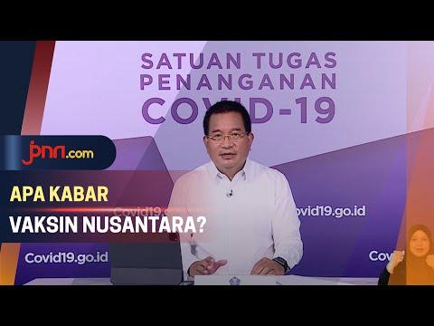 Satgas Covid-19 Ingatkan Terawan Jalin Kerja Sama Kembangkan Vaksin Nusantara
