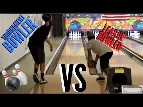 Tournament Bowler VS League Bowler Rematch | Will I Redeem Myself???