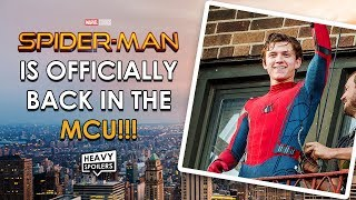 SPIDER-MAN BACK IN THE MCU!!! NEW DEAL OFFICIALLY CONFIRMED!!! SONY AND DISNEY MAKE AGREEMENT!!!