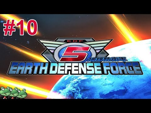 Let's Play Earth Defence Force 5 | Part #10 thumbnail