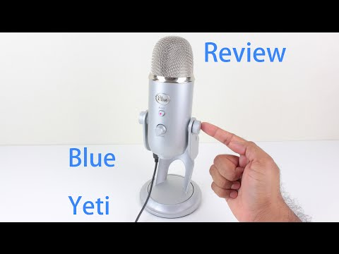 Blue Yeti Review and Mic Test