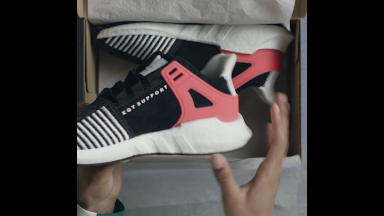 Adidas EQT EQT Adidas unboxing B Instagram retrato bb1234 copie la URL de YouTube 0c735d