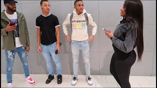 PUBLIC INTERVIEWS PART ONE (EXTREMELY FUNNY) 😂😂😂❗️