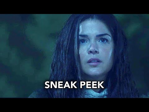 """The 100 7x02 """"The Garden"""" Sneak Peek - MYSTERIOUS PAST – Echo and Gabriel learn more about Hope and her mysterious past. Eliza..."""