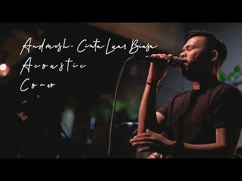 Cinta Luar Biasa - Andmesh Kamaleng (Acoustic Live Cover Ridho Kurniawan & Iqbal Rizki Aufa)