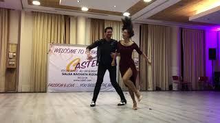 Yasemin & Mirko Salsa Show 2019-08-11 Castel Salsa Bachata Kizomba Festival YouTube Videos